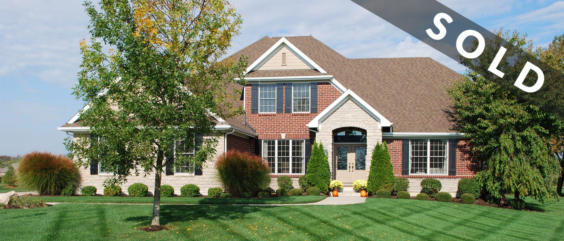 Custom exterior of 1601 Wisteria by Design Homes & Development.