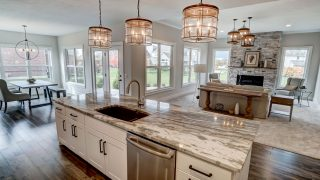 The Arianna in Saddle Creek by Design Homes