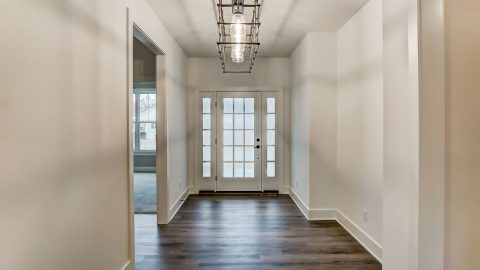 Entry of the Magnolia in Soraya Farms by Design Homes