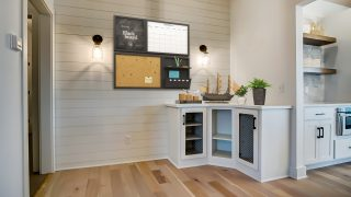 The command center of the Sierra II in Cypress Ridge by Design Homes