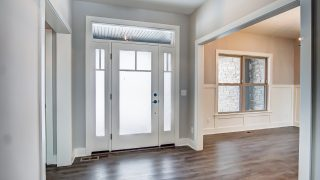 The entry of the Triple Crown in Savannah Farms by Design Homes