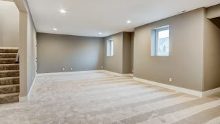 The Rec Room of the Oakwood in Soraya Farms by Design Homes