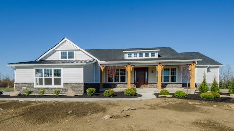 The Anna in Cypress Ridge by Design Homes