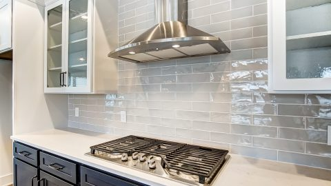 The Kitchen of the Magnolia in Soraya Farms by Design Homes