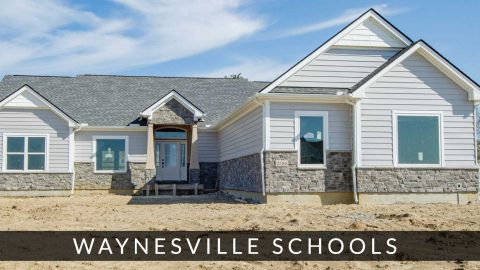 New homes in Waynesville