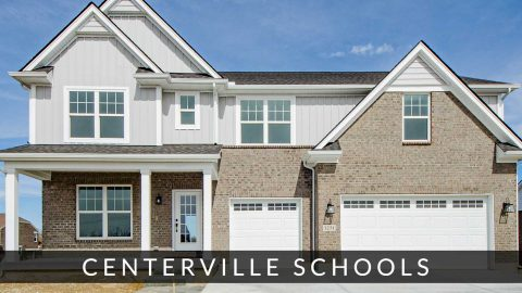 New homes Centerville