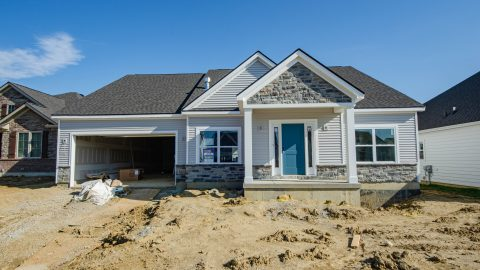 New homes in Clearcreek Twp