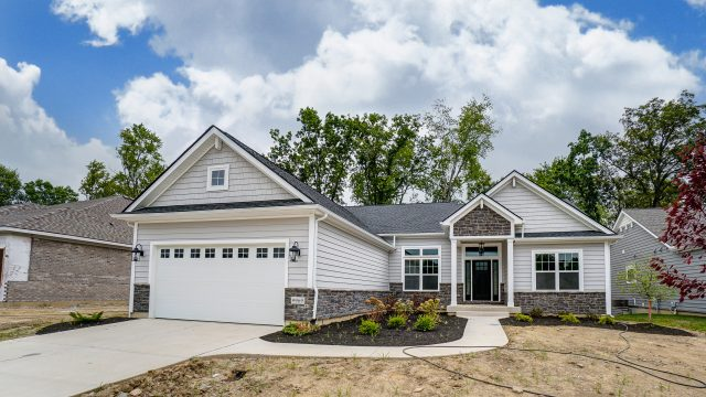 New homes in Clearcreek Township