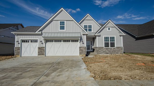 custom home builder Clearcreek township