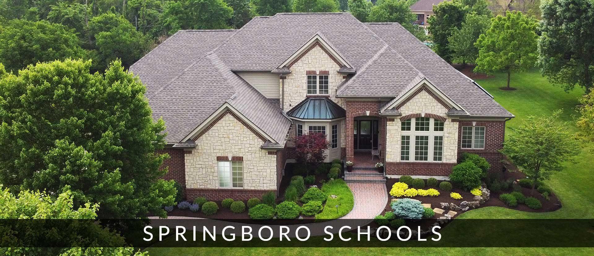 Springboro homes for sale