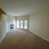 Living room in Fairway Crossing rental by Design Homes.