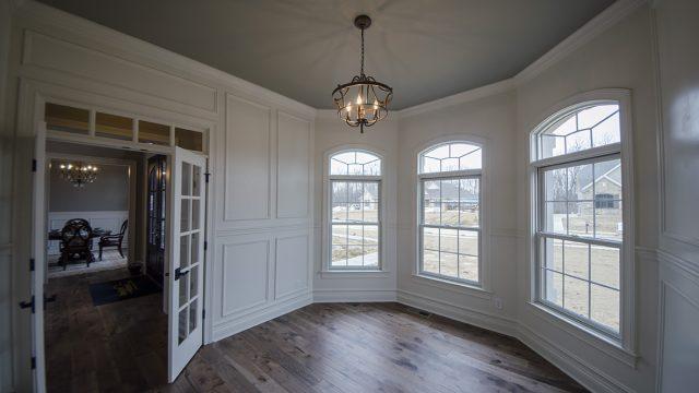 Custom Sun Room by Design Homes
