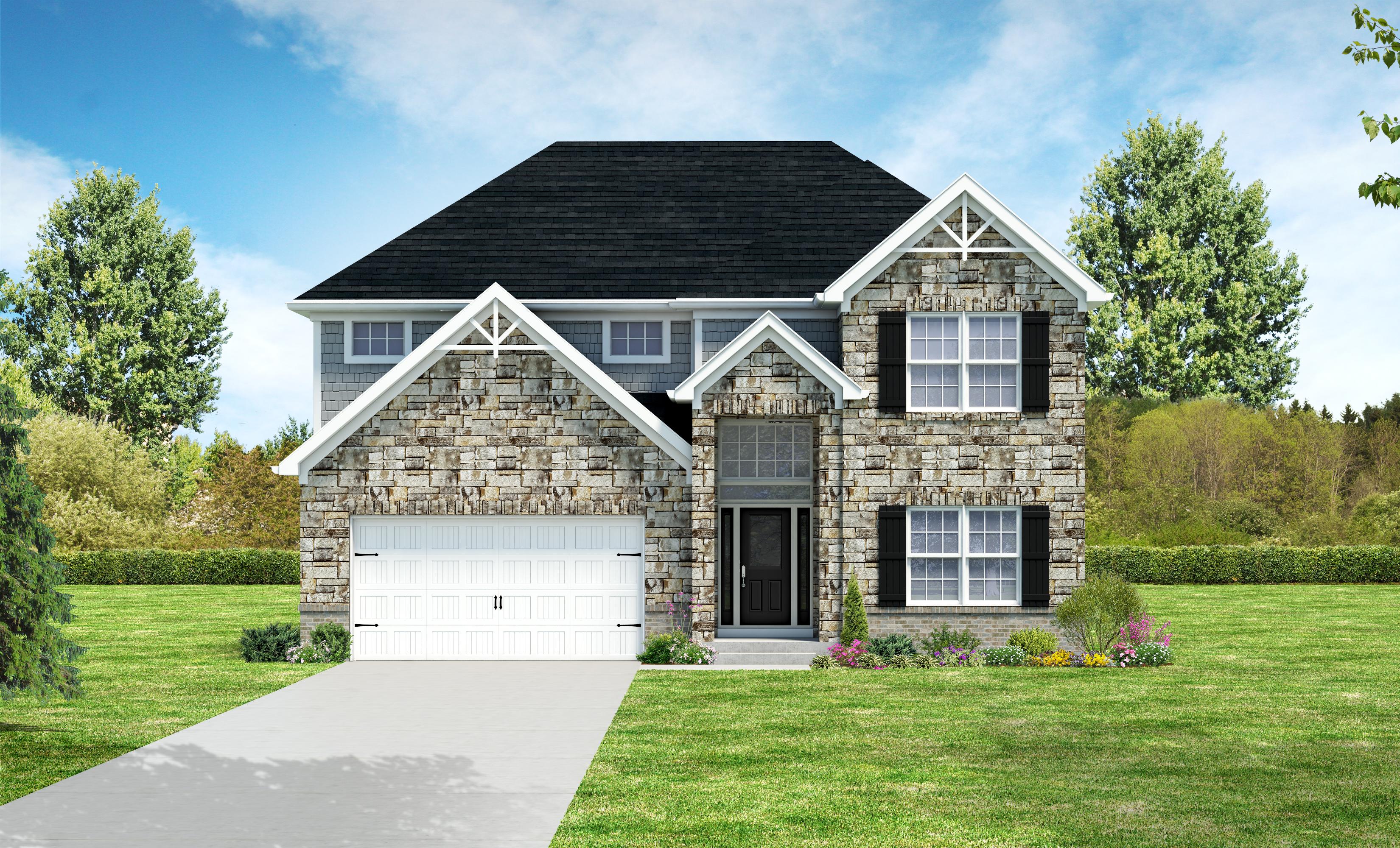 The venice classic plan design homes for Design homes com