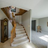 Entry of Beach residence. Listed by Design Homes & Development.