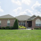 Exterior of a home on Chapel Drive, Springboro.
