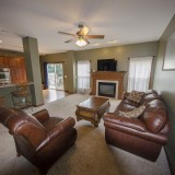 Great room of a home on Chapel Drive, Springboro.
