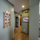 Hallway of a home on Chapel Drive, Springboro.