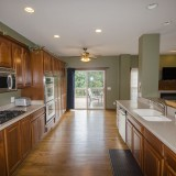 Kitchen of a home on Chapel Drive, Springboro.