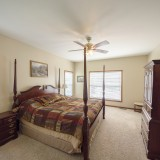 Master bedroom for home on Chapel Drive, Springboro.