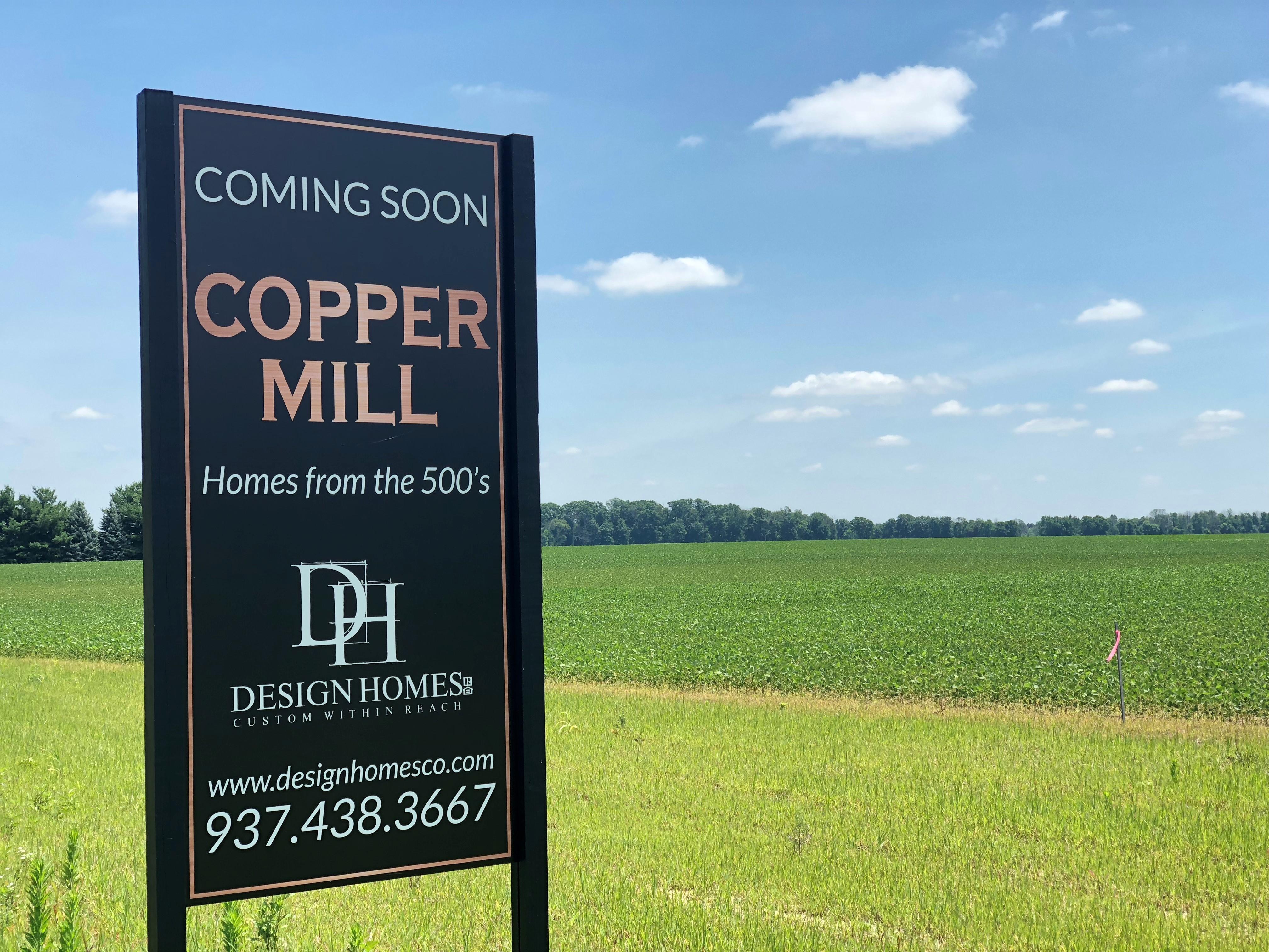 Copper Mills new development