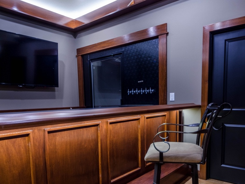 custom basements basements design homes