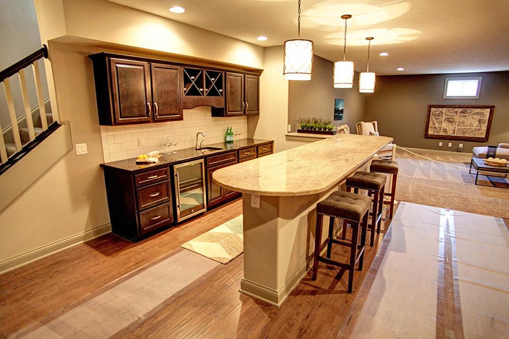 Lower Levels Design Homes Fascinating Basements By Design Design