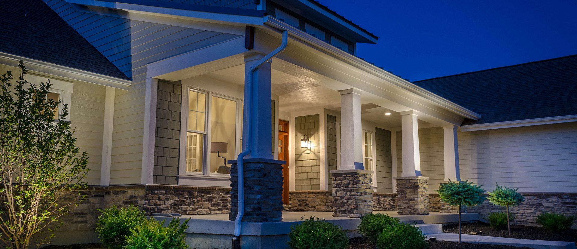 Lighting for your Custom Home
