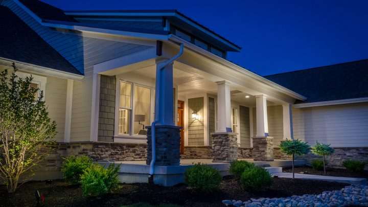 Lighting for your Custom Home