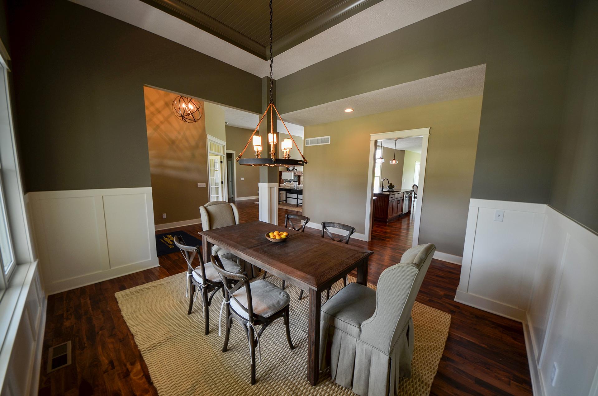 Immaculate Dining Room Designed Aaron Hom ·  Http://designhomesco.com/uploads/decorating Tip 05  Design Inspirations
