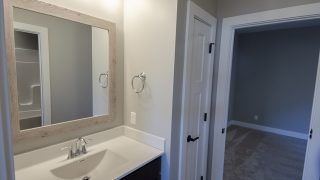 Bathroom of the Bristol in Soraya Farms by Design Homes