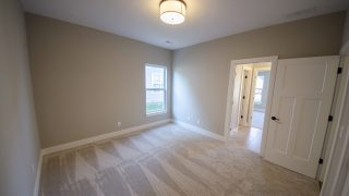 Bedroom of the Bristol in Soraya Farms by Design Homes
