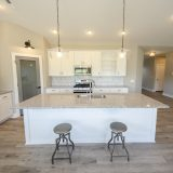 Kitchen of the Bristol in Soraya Farms by Design Homes