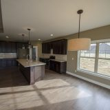 Custom nook in The Jocelyn at Soraya Farms. A custom move-in ready home by Design Homes and Development.