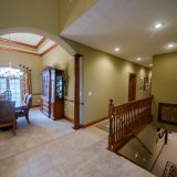 Hallway of Hayden residence. Listed by Design Homes & Development.