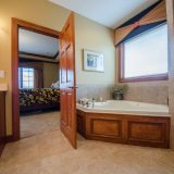 Bathroom of Hayden residence. Listed by Design Homes & Development.