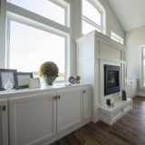 Home Accent in a home by Design Homes