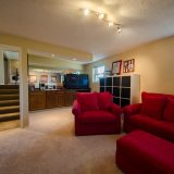 Shirley Ann Drive listing by Design Homes & Development. Basement.