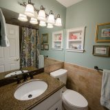 Shirley Ann Drive listing by Design Homes & Development. Bathroom..