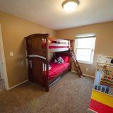 Shirley Ann Drive listing by Design Homes & Development. Bedroom..
