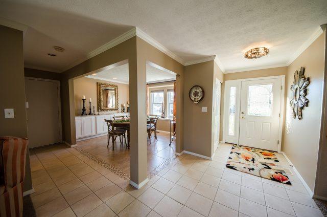 Shirley Ann Drive listing by Design Homes & Development. Entry.