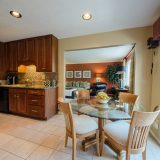 Shirley Ann Drive listing by Design Homes & Development. Breakfast nook.
