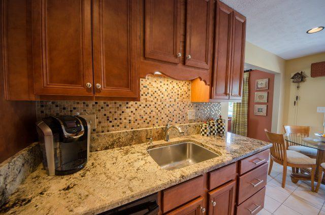 Shirley Ann Drive listing by Design Homes & Development. Kitchen.