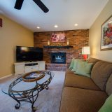 Shirley Ann Drive listing by Design Homes & Development. Living room.