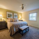 Shirley Ann Drive listing by Design Homes & Development. Master bedroom.