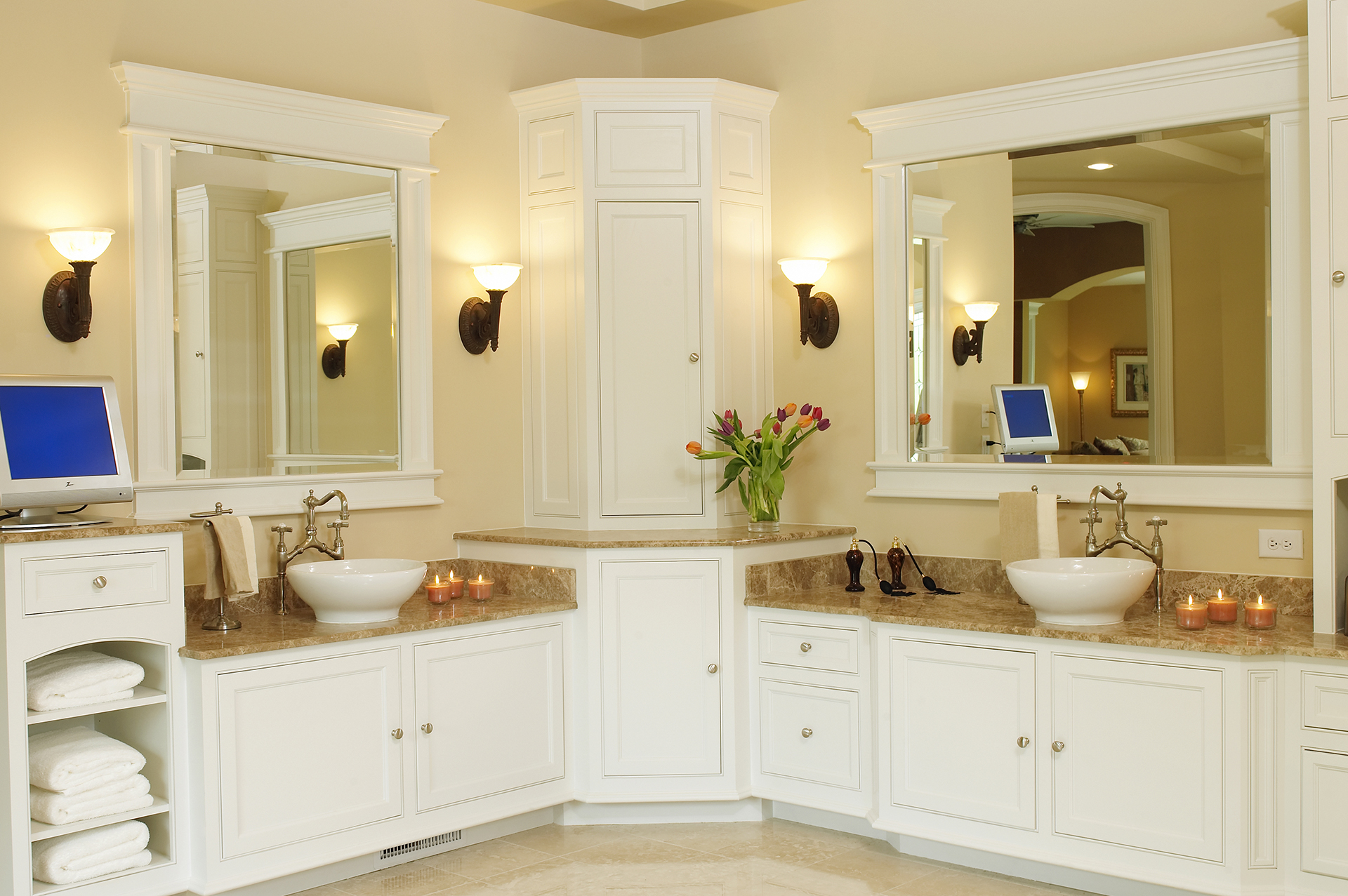 100 model home bathrooms how to stage your home for Model bathrooms pictures