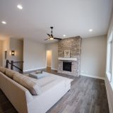The Logan, a market ready home by Design Homes an Development in Cypress Ridge.