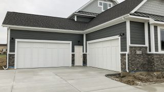 Garages of The Sierra in Cypress Ridge by Design Homes