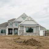 Almost completed Arianna by Design Homes & Development. A custom crafted, move-in ready home.
