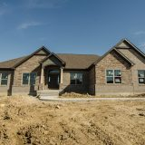 The Logan, a custom move-in ready home by Design Homes.