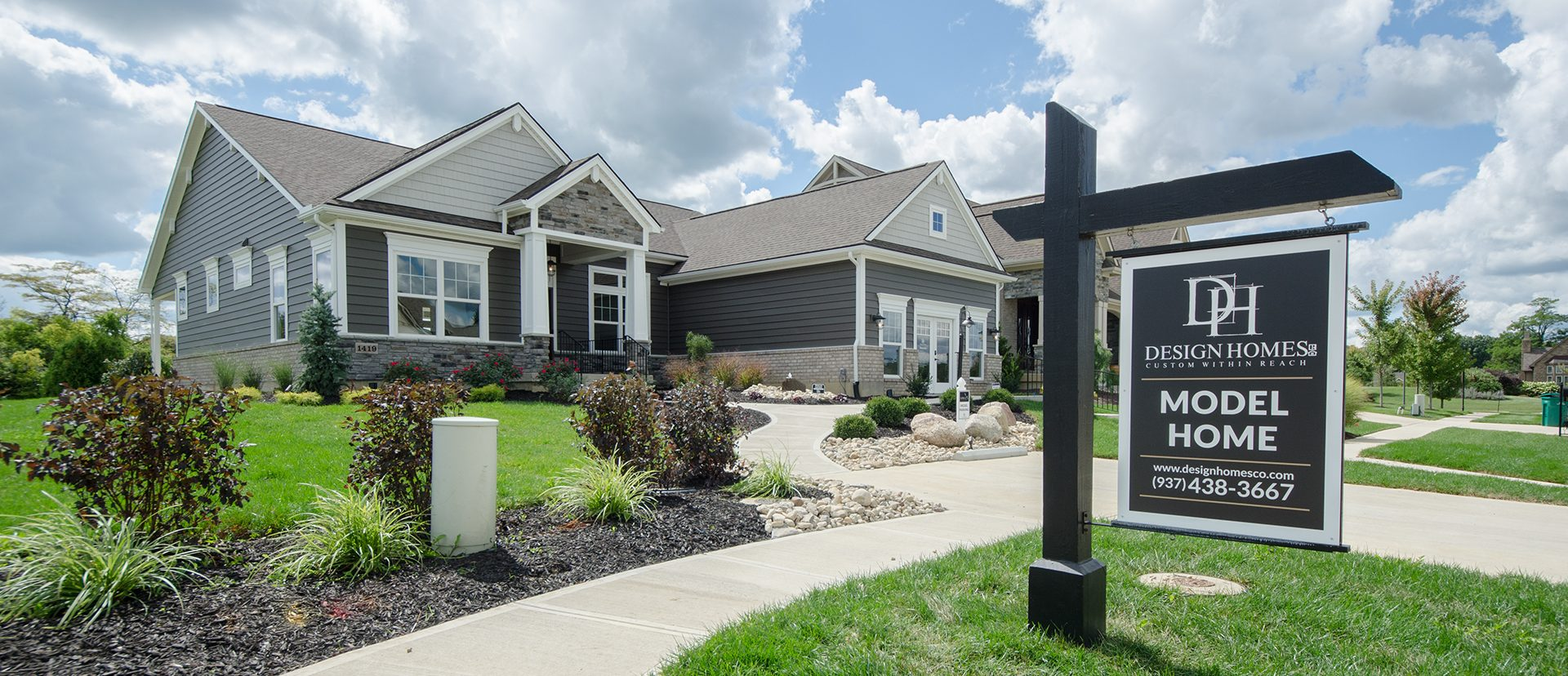 Visit Our Model Home & Sales Center